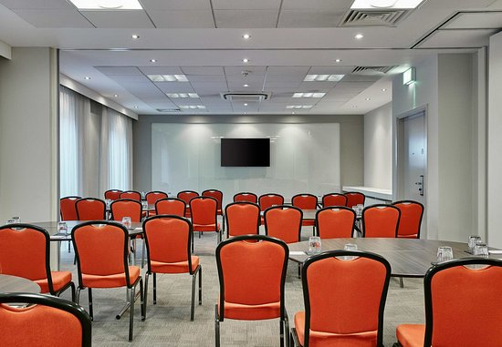 Salford, UK: Meeting Room
