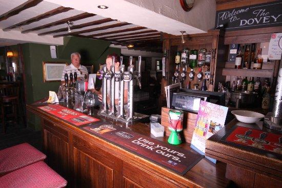 Aberdyfi (Aberdovey), UK: Bar