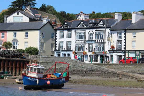 Aberdyfi (Aberdovey), UK: The Dovey Inn