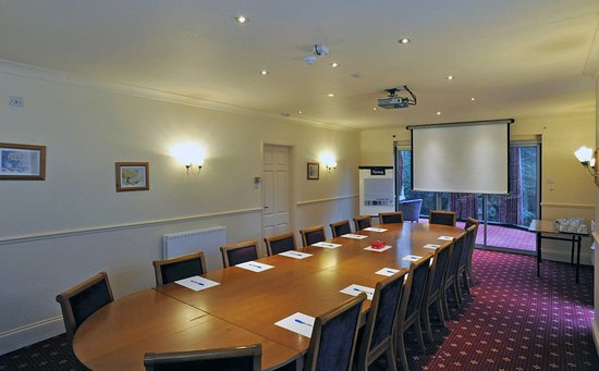 Weedon Bec, UK: Meeting room
