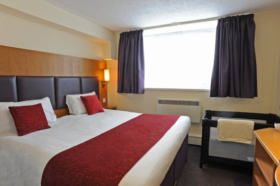 Good Night Inns De Trafford Hotel: Double room