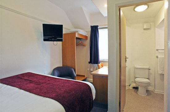 Good Night Inns De Trafford Hotel: Single room