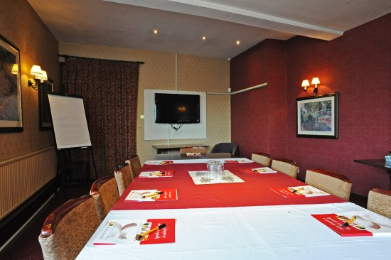 Good Night Inns De Trafford Hotel: Meeting room