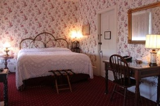 Jefferson, TX: Room