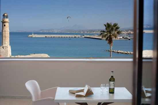 Faros Beach Hotel: Triple Room with Sea View