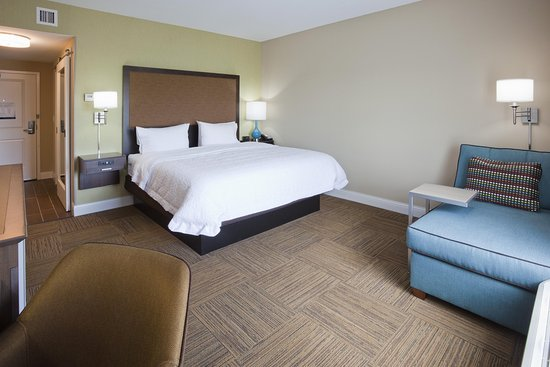 Roseville, MN: Accessible King Guestroom, Overview