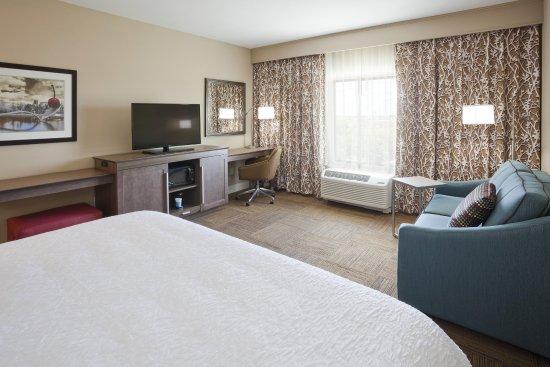 Roseville, MN: King Sofa