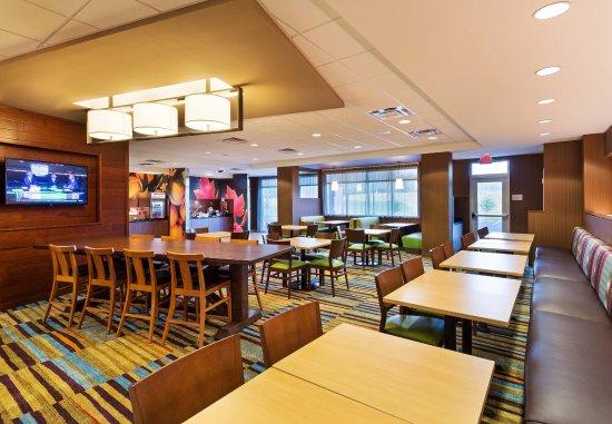 Johnson City, TN: Breakfast Dining Area