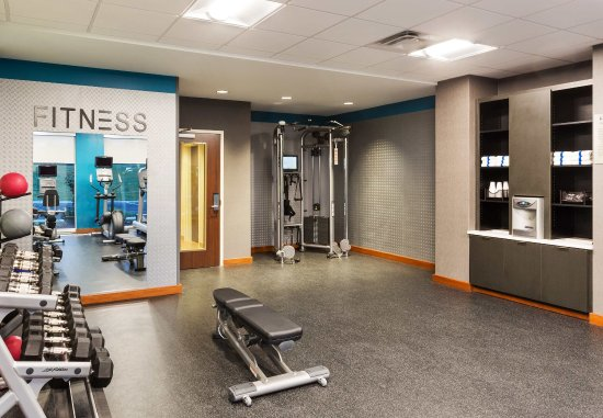 Johnson City, TN: Fitness Center