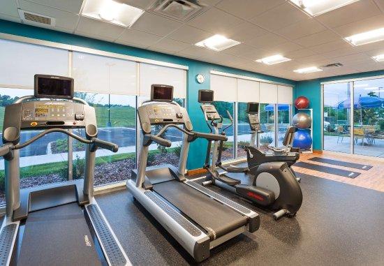 Johnson City, Tennessee: Fitness Center - Cardio Equipment