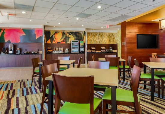 Snyder, TX: Breakfast Dining Area