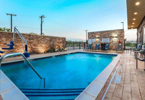 Snyder, TX: Outdoor Pool