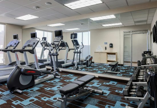 Snyder, TX: Fitness Center