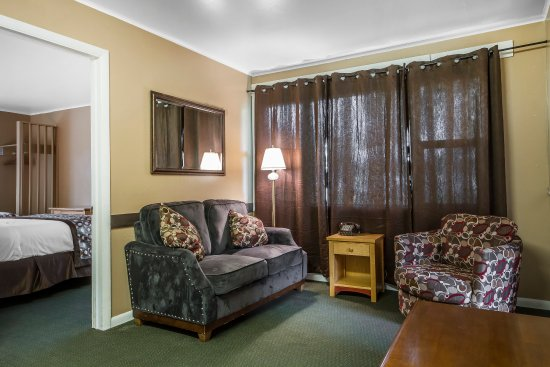 Lakeport, CA: Guest Room