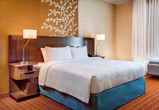 Branchburg, نيو جيرسي: King Guest Room