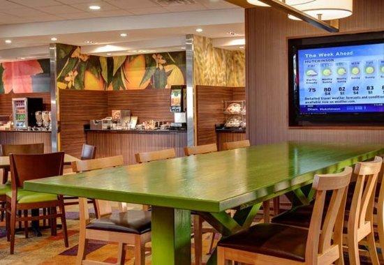Branchburg, نيو جيرسي: Breakfast Room