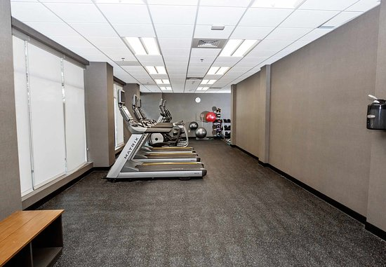 Chesterfield, VA: Fitness Center