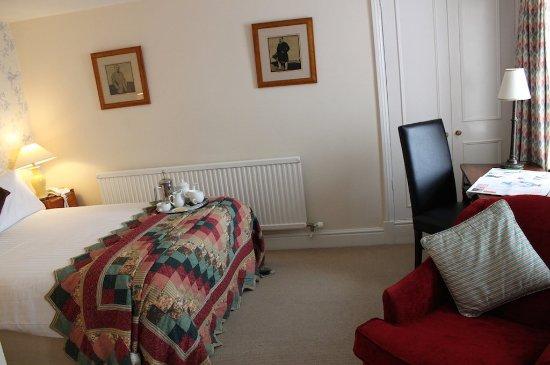 Oakham, UK: Single Room