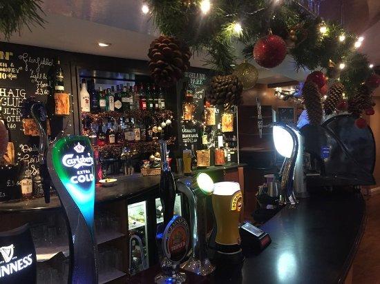Oakham, UK: Bar/Lounge