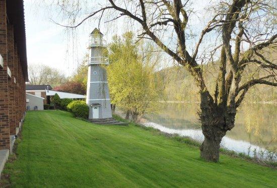 Owego, Нью-Йорк: River View