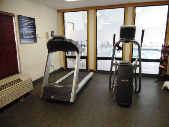 Ames, IA: Fitness Room