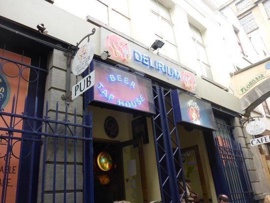 Photo of Nightclub Delirium at Impasse De La Fidelite 4a, Brussels 1000, Belgium