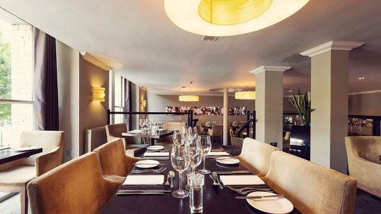 Townhouse Hotel Manchester: Restaurant