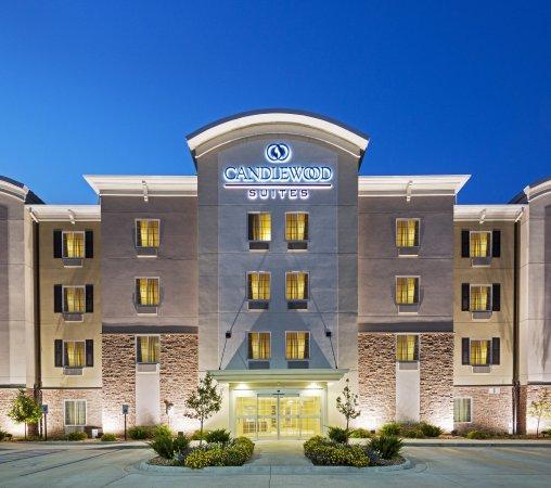 Enid, Оклахома: Hotel Exterior