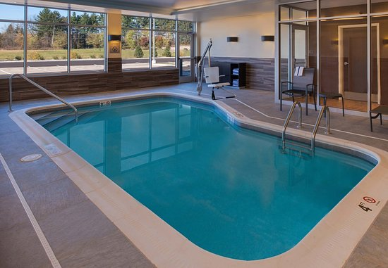 Stow, OH: Indoor Pool
