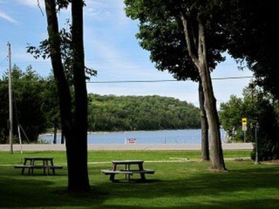 Ellison Bay, Wisconsin: View