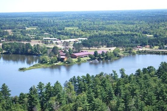 Eagle River, WI: View
