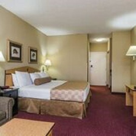 Stay Express Inn & Suites: Bed