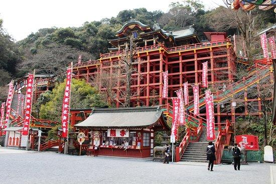 Kashima, Japonia: 祐徳稲荷神社 (1)_large.jpg
