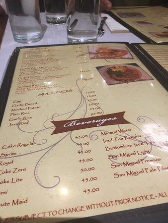Marikina, Filipinas: Cafe Lidia