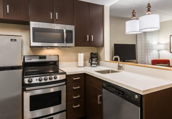Latham, NY: Two-Bedroom Suite - Kitchen