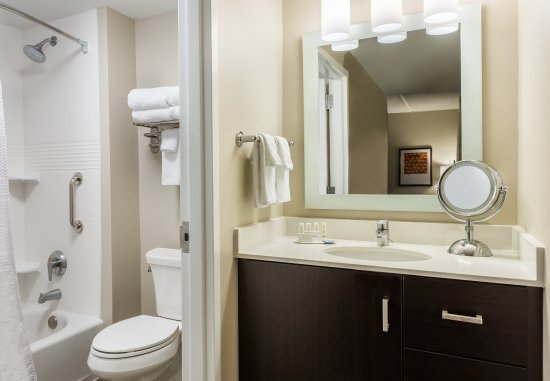 Latham, NY: Two-Bedroom Suite - Bathroom