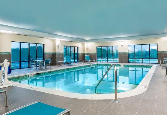 Latham, Estado de Nueva York: Indoor Pool