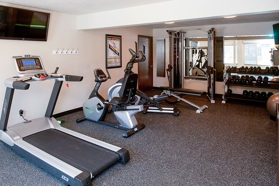 Fitness room picture of the park inn by radisson salt