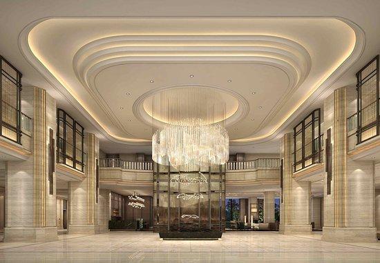 Taizhou, China: Lobby