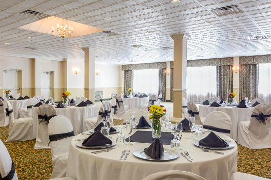Clarion Inn Harpers Ferry: Banquet Room
