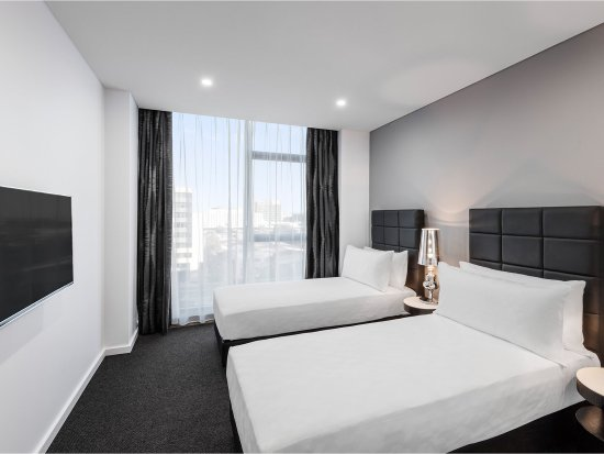Mascot, Australie : Twin Suite with 1 Bedroom