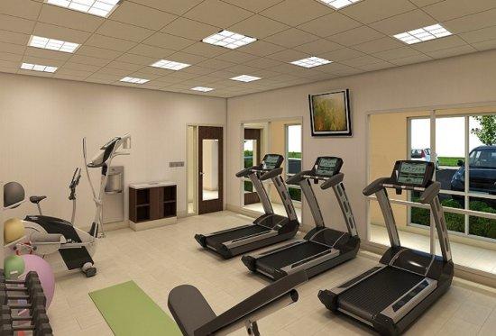 Brentwood, Калифорния: Fitness Center