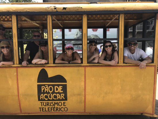Rio Tours Operator : Marcio took this photo a Sugar Loaf