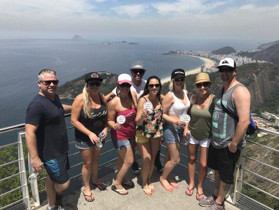 Rio Tours Operator: Marcio took another photo