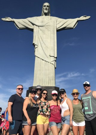 Rio Tours Operator: Christ Redeemer