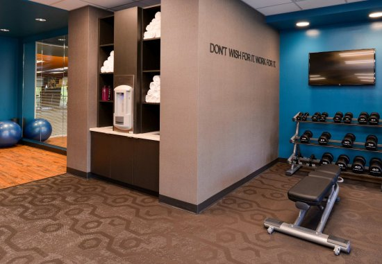 Plymouth, NH: Fitness Center