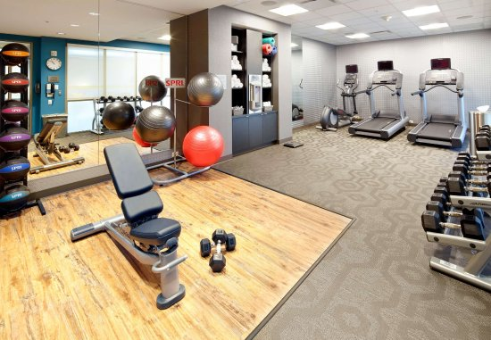 Triadelphia, Virginia Occidental: Fitness Center
