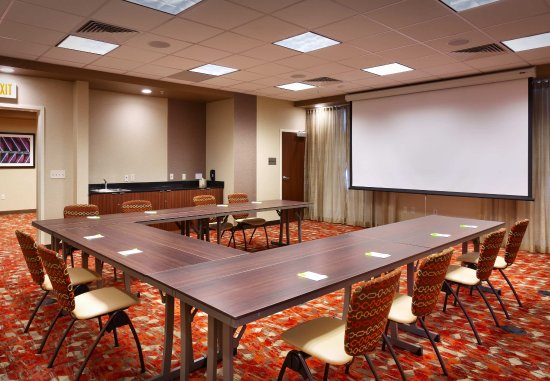 Midvale, UT: Copper Meeting Room - U-Shape Setup