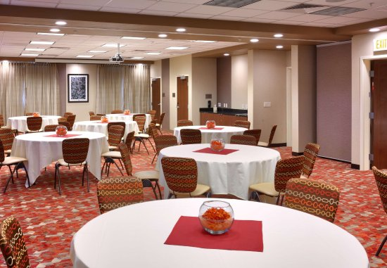 Midvale, UT: Meeting Room - Banquet Setup