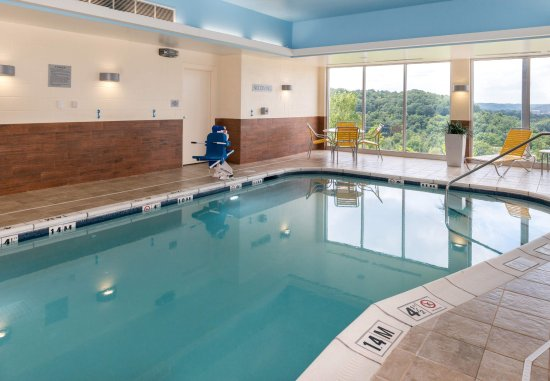 Huntington, Virginia Occidental: Indoor Pool